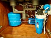 Máy lọc nước Karofi lắp gầm chậu rửa
