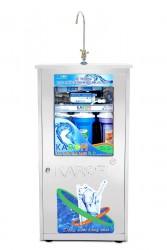 Máy lọc nước Karofi 8 lõi lọc có  tủ bình áp thép