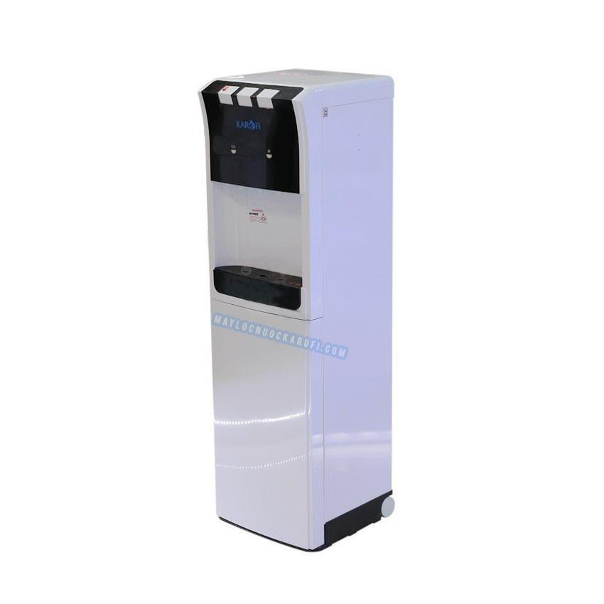 Cây nước nóng lạnh hút bình 3 vòi Karofi HCT115-BK