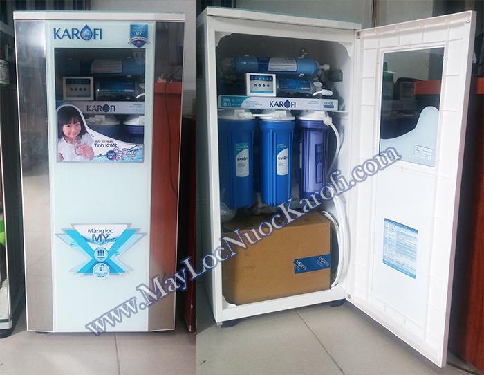 Hình ảnh mẫu máy lọc nước iRO