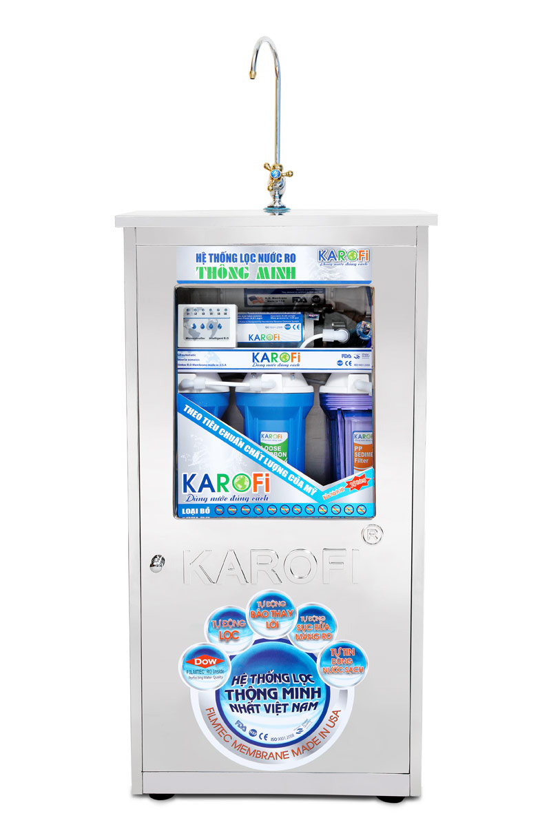 Máy lọc nước Karofi sRO