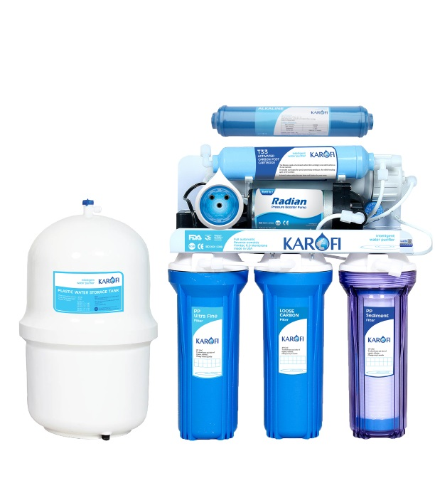 Máy lọc nước Karofi sRO thông minh 6 lõi lọc